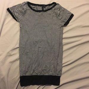•Striped H&M Top•